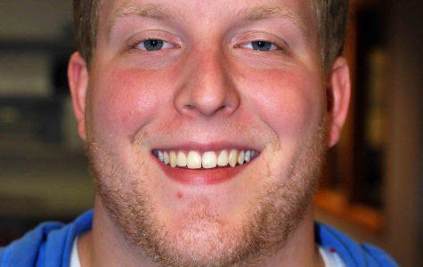 Royal Purple Staff Goodbye: Zach Hicks