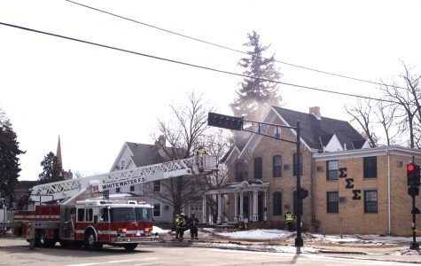 Sorority house not up to fire code