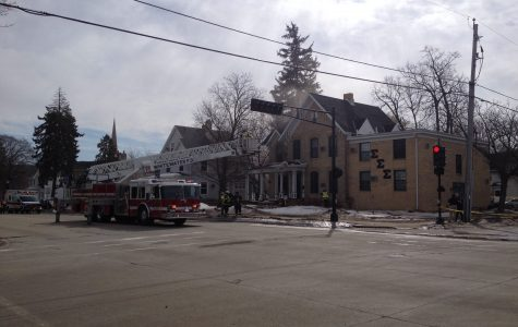 Minor injury, $150,000 damages in Tri Sigma house fire