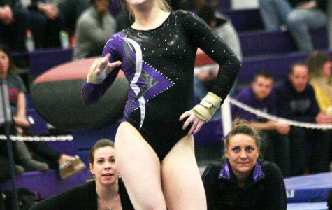 Gymnastics: Fiorilli finishes 14th at D-I Regional
