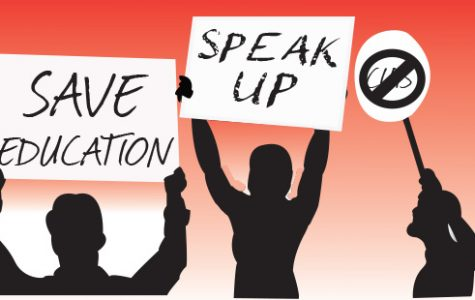 Stand up, speak out, make a difference