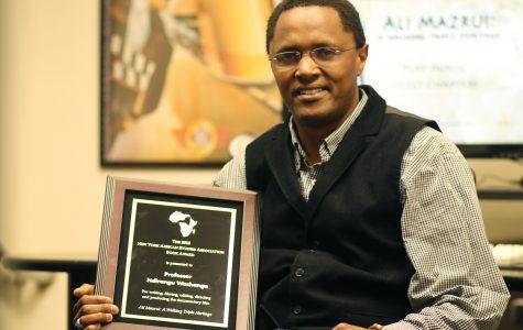 Professor recieves 2015 Book Award for documentary