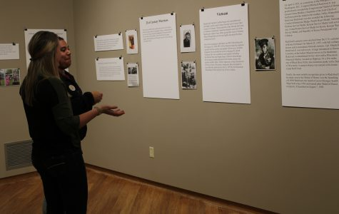 Gallery commemorates Ho-Chunk warriors