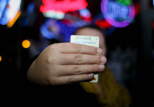 While fake IDs for underage students come from all states, Wisconsin being pictured above, local bars have seen an uptick in Ohio fake IDs frequently being used. Using fake IDs cause bars to spend more money on security, Pumpers and Mitchell's owner Curt Patrick said.