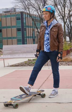 People of Whitewater: Amber Burgermeister