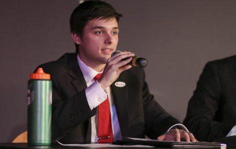 WSG slates announced at debate