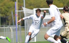 Soccer squad makes playoff push