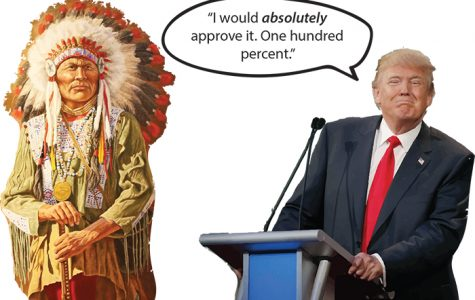 New president will make impact on Native relations