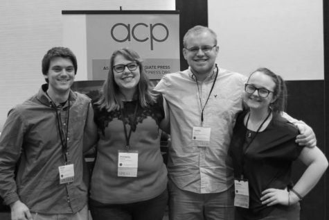 RP wins awards, editors present at ACP conference to peers