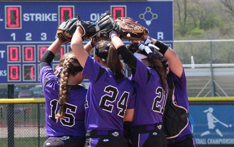 Potent offense propels softball team to hot start