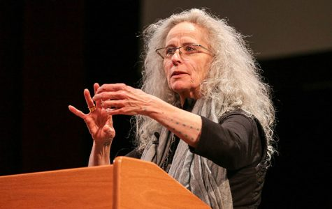 Campus welcomes Kiki Smith