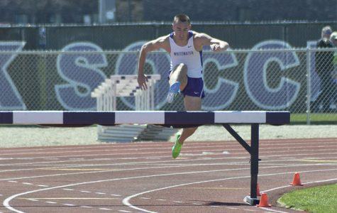 Track and field teams open outdoor season