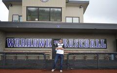MLB Draftee comes back to school