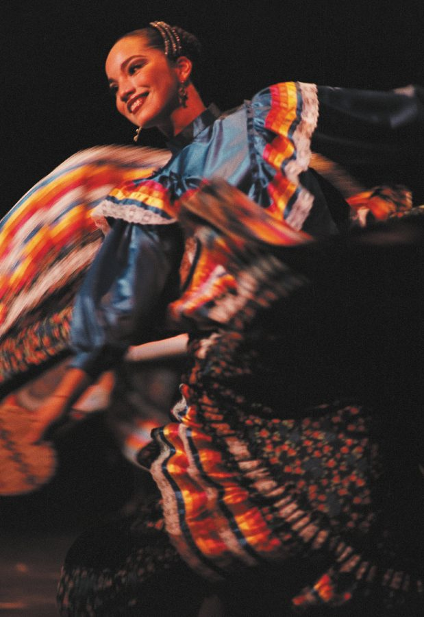 Cultural ballet takes center stage