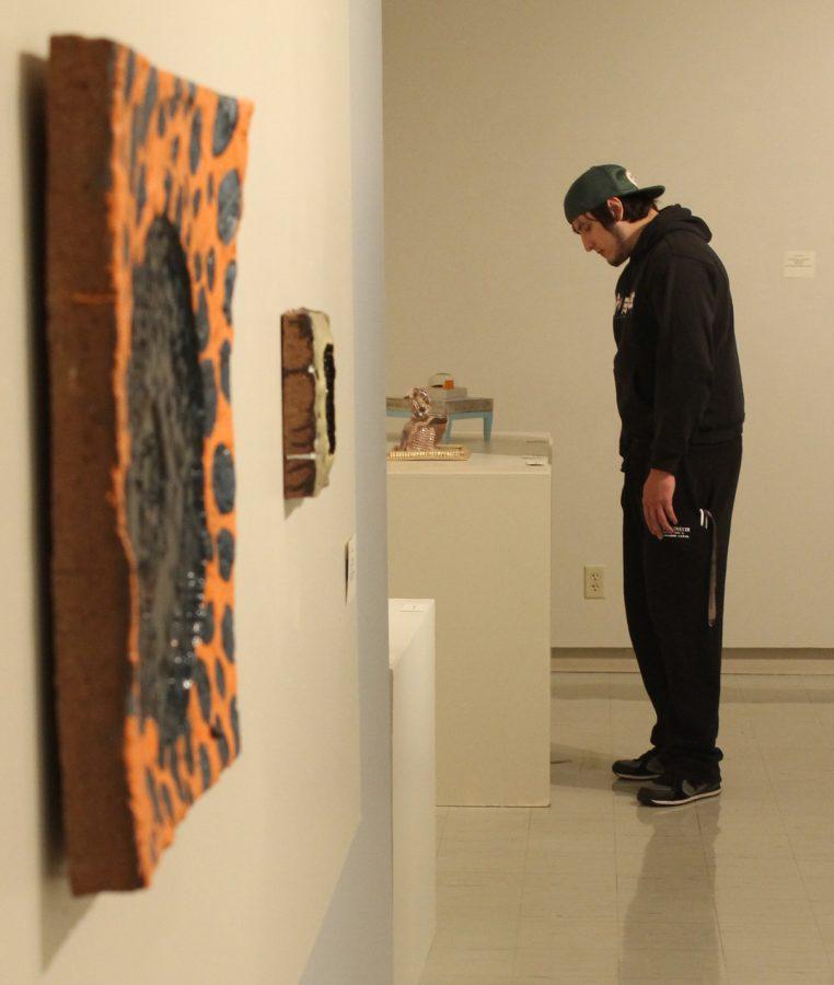 Gallery highlights 35-year career