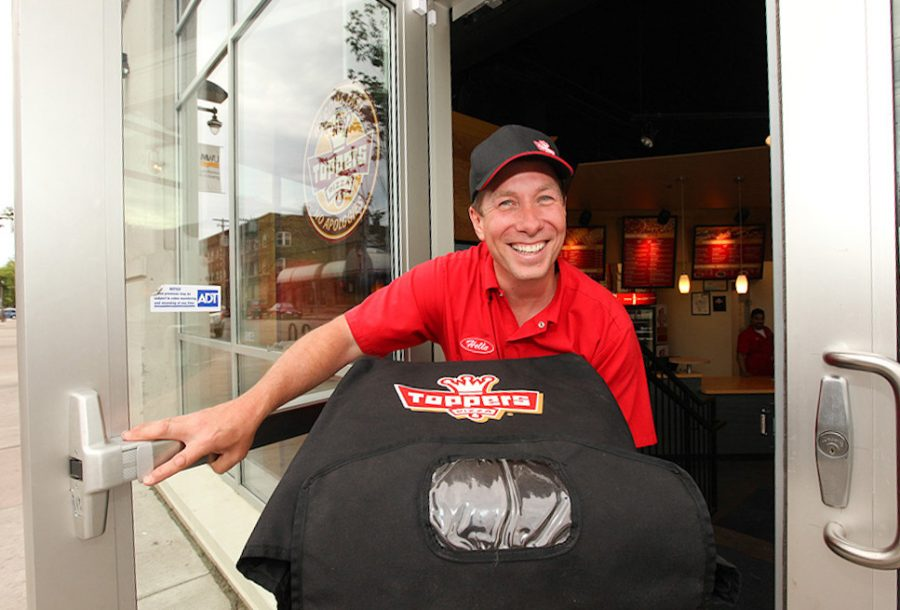 The power of pizza: Toppers delivers jobs, benefits local charities