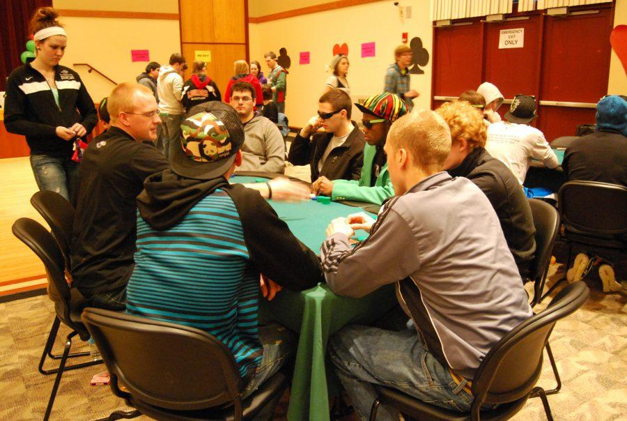 No bluff, Casino Night a hit