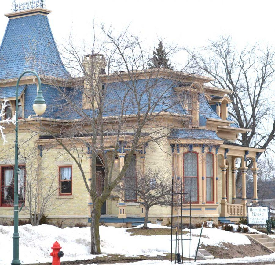 Bed and breakfasts offer comfort, history