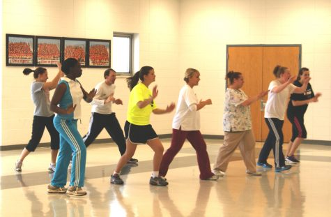 Healthy activities offered to community