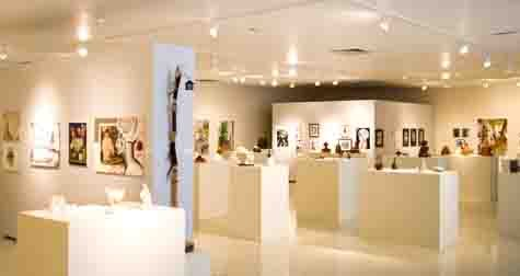 Crossman Gallery holds student competition