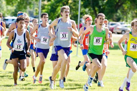 Cross Country: Men take second, women fourth