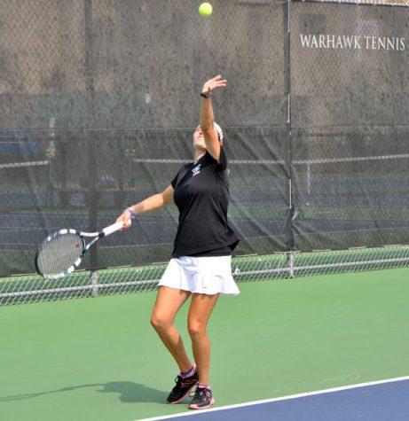 Women's Tennis: 'Hawks look to make it seven straight titles