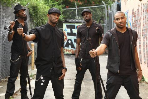 Group is far from 'Kazual' on and off stage