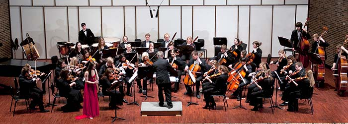 Orchestra set to perform with new director