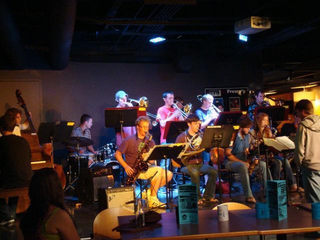 Jazz reading band set to take stage