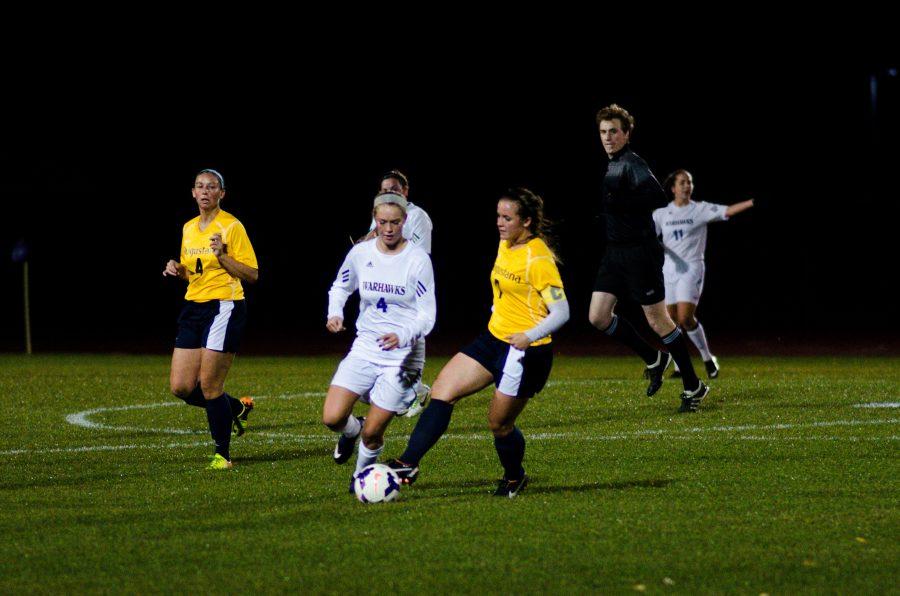 Women's Soccer: `Hawks enter WIAC tourney unblemished