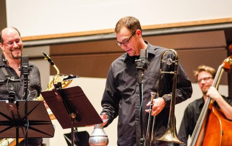 Faculty donate talents to raise money