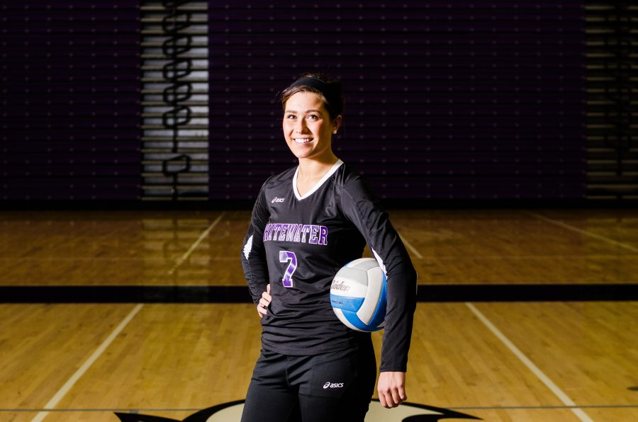 Volleyball: Frei sets up rest of team for success