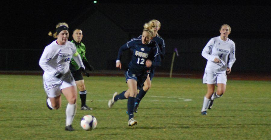Women's Soccer: Hosting 'Hawks set for NCAAs