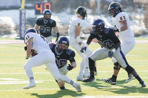 Football: Warhawks continue to soar
