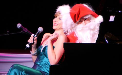 Holiday spirit travels from Broadway to UW-W