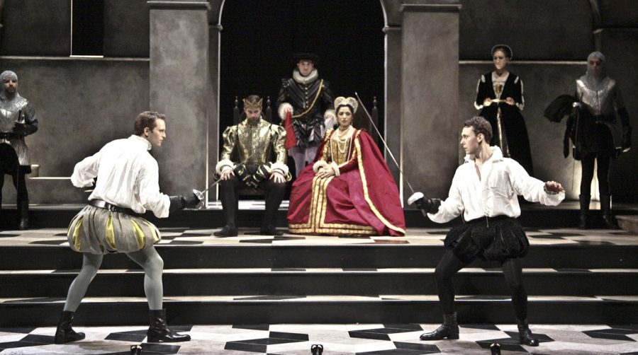 The Acting Comapany/Guthrie Theatre production of Hamlet