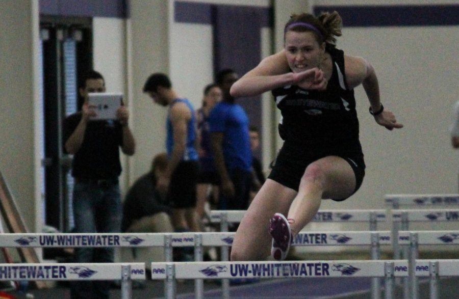 Men's and Women's Track and Field: Warhawks showcase talent in opening meets