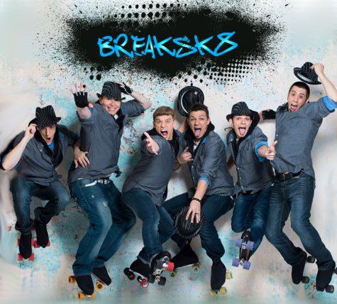 Breaksk8 rolls to town