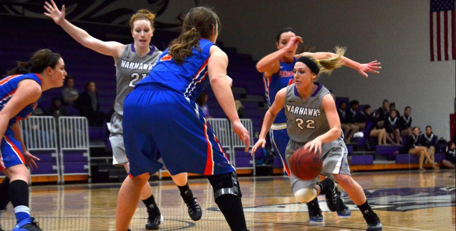 Women's Basketball: Carollo's bunch now winners of nine straight