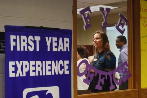 New FYE director hopes to inspire, challenge students
