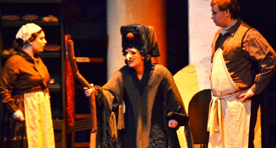 Take a journey 'Into the Woods'