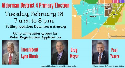 Aldermanic District 4 primary election to be held