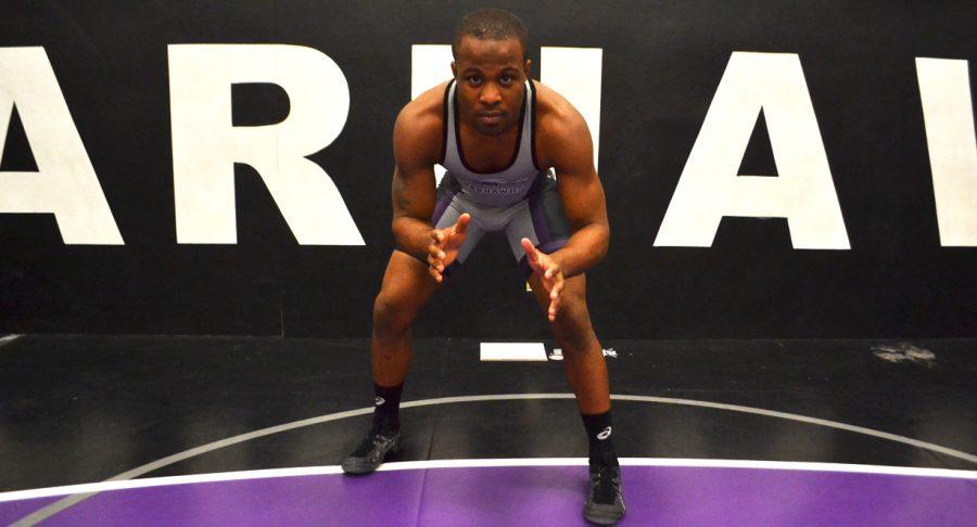 Despite adversity, Gibson eyes national title
