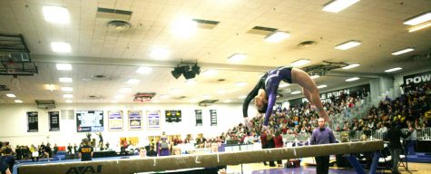 Gymnastics: Lady 'Hawks go for gold