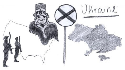 U.S. should back Ukraine, but not with military