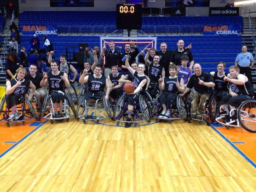 Men's Wheelchair Basketball: Men win fourth in six-year span