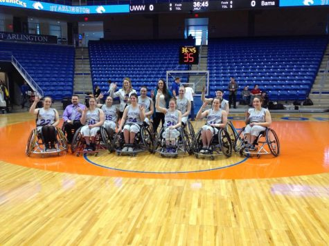 Women's Wheelchair Basketball: Warhawks capture three-peat in Arlington, Texas