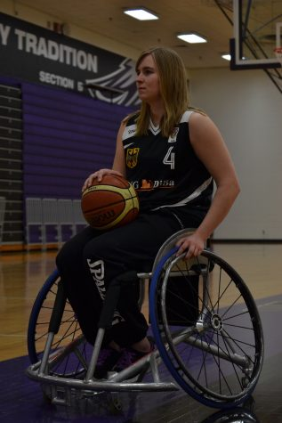 Women's Wheelchair Basketball: Proven winner on U.S. and European Courts