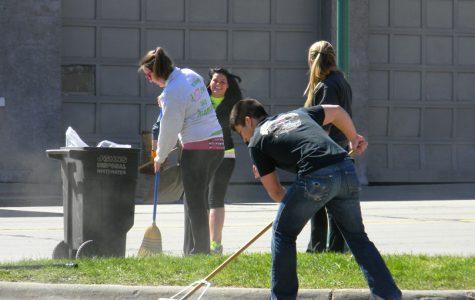 UW-W Students go MADD for volunteering