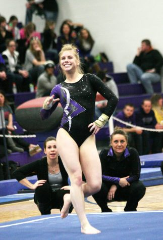 Gymnastics: Fiorilli finishes 14th at D-I Regional